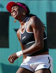 Venus Williams a clacat din primul tur al competitiei de la Melbourne in fata unei jucatoare de 19 ani