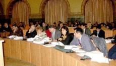 Consilierii locali au avut o noua runda de confruntari
