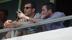 Ovidiu Sabau (foto stânga), ca si Gica Hagi reprezinta noul val al antrenorilor români