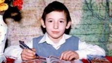 Alexandru Daniel Bunica, in clasa I