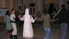 Petrecere la Universitatea din Craiova