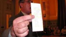 Seful LDP, Eugen Georgescu, si-a justificat salariul cu fluturasul