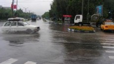 Patru strazi din Banie nu vor mai fi inundate la fiecare ploaie