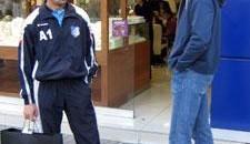 Neagoe si Guso au dat o raita prin magazinele din Antalya