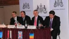 Sefii DGA din România si Bulgaria, impreuna cu reprezentantii britanici