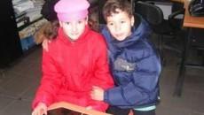 Naomi Rahela si Cristian Bondoc