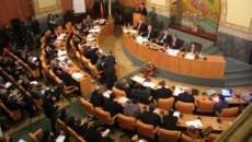 Sala mare a Primariei Craiova a gazduit ieri Adunarea Generala a Asociatiei Municipiilor din România
