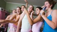 Pijama party, reînvierea unor momente ce aparţin adolescenţei