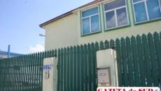 Fabrica de încălţăminte a societăţii Pregi Impex, locul unde lucrează cele şapte femei