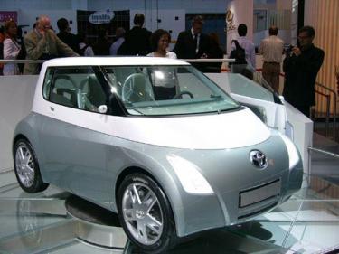 Conceptul Endo ar putea sta la baza noului model Toyota