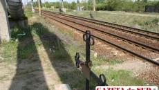 Un tânăr a fost tâlhărit pe un tren personal care circula pe ruta Craiova - Drobeta Turnu Severin