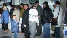 Biroul de internări, în a doua zi după minivacanţa de 1 Mai