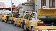 Unii taximetrişti nu au permis sau atestat