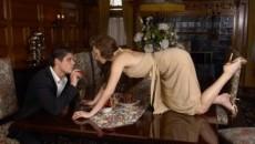 """Londonezele plictisite şi cu bani îşi pot """"cumpăra"""" compania unui Casanova modern"""