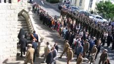 Vâlcenii au sărbătorit 9 Mai la Monumentul Independenţei