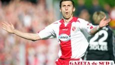 Sergiu Radu a înscris 14 goluri pentru Energie Cottbus în acest sezon al Bundesligii