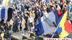 Suporterii craioveni sunt aşteptaţi la stadion în număr cât mai mare