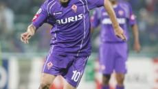 Adi Mutu a încheiat un sezon excepţional la Fiorentina