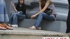 Fumatul este pentru unii tineri un mod de socializare