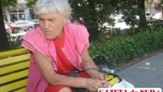Aurica T., pensionară, de 77 de ani