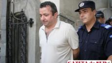 Genică Boerică a fost arestat la tribunal în aşa fel încât să poată fi eliberat la Curtea de Apel