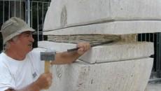Sculptorul grec s-a acomodat foarte repede cu oraşul Târgu Jiu