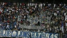Suporterii craioveni au adus pe stadion câteva file din istoria Universităţii Craiova