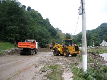 Drumarii au deblocat traficul pe DN7 A