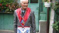 Maestrul venerabil al Lojei masonice din Hobiţa, Tănasie Lolescu