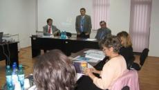 Reprezentanţii OSIM s-au întâlnit cu afaceriştii doljeni