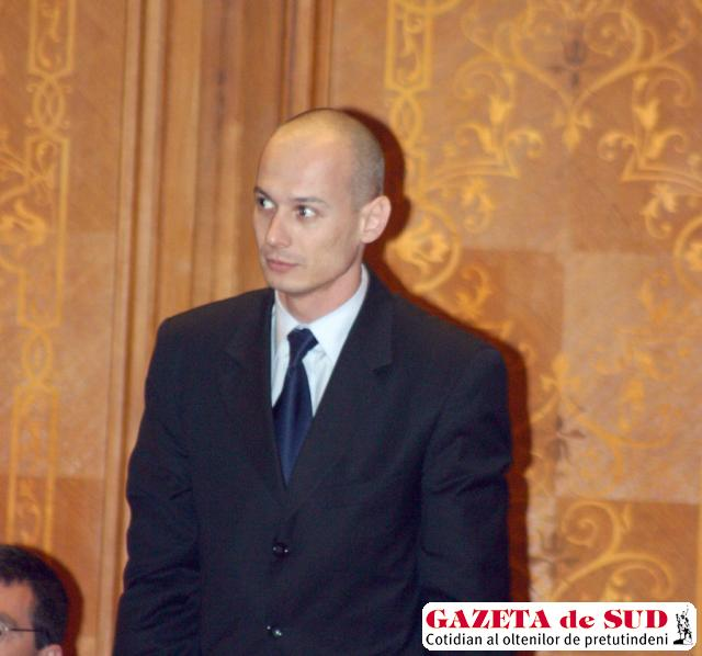 Bogdan Olteanu, preşedintele Camerei Deputaţilor