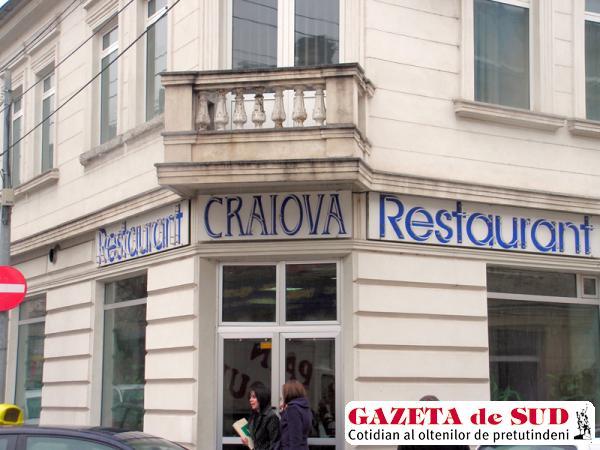 Restaurantul Craiova şi amintiri din alte vremuri