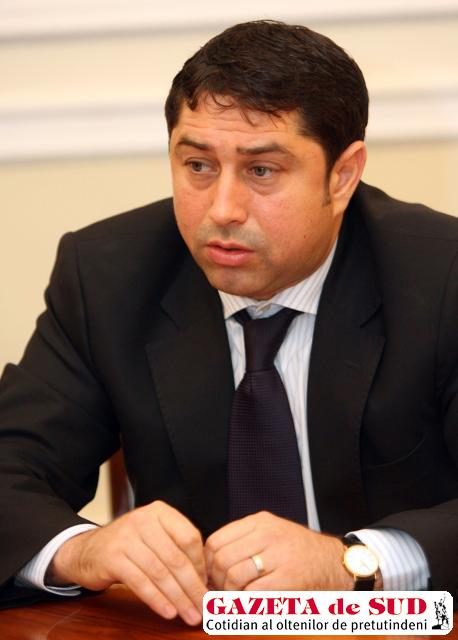 Cristian David, fost ministru al Internelor
