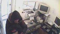 Atacatorii au fost prinşi cu ajutorul imaginilor surprinse de camerele de supraveghere ale casei de schimb valutar