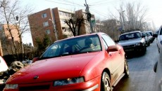 Autoturismele înmatriculate în Bulgaria au împânzit şoselele patriei