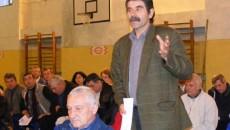 Constantin Popescu vrea ca problema canalizării să fie rezolvată cât mai repede