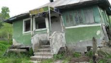 Casa familiei Păsărelu, prima evacuată