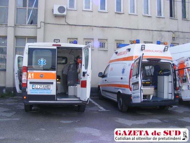 Ambulante SAJ Gorj