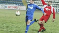 Arrieta a marcat în primul amical pentru Pandurii