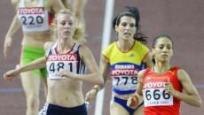 Liliana Popescu (nr. 778) speră la o medalie olimpică