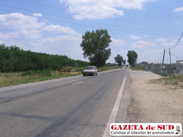 Drumul naţional care face legătura cu Alexandria va fi reabilitat, nu dublat