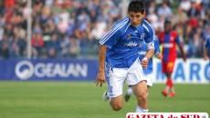 Florin Costea aleargă după primul său gol în acest sezon