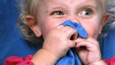 Sângerarea nazală e cauzată şi de rinitele congestive din bolile contagioase ale copilăriei