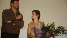 Cătălin Mitulescu şi Dorothea Petre