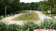Grădina Botanică, între universitate şi primărie