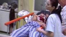 Mavrichie a fost reţinut pentru 24 de ore de procurorii doljeni, acesta fiind tot pe patul spitalului