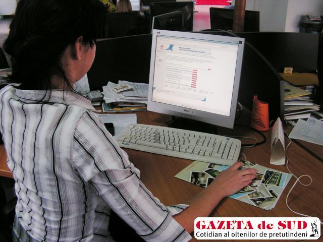 Acces la internet, o semnătură electronică şi... gata firma on line