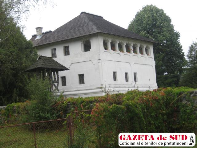 Cula Greceanu a fost revendicată în anul 2001