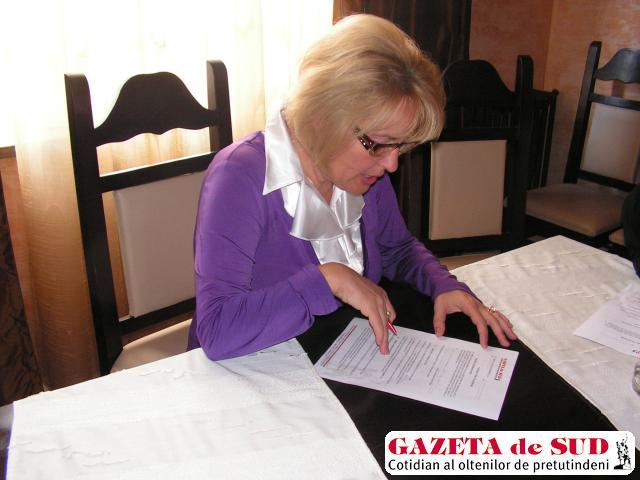 Mihaela Florea, o administratoare optimistă