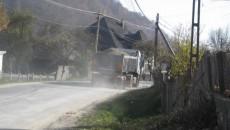 Camioanele de tonaj, o ameninţare pentru casele oamenilor